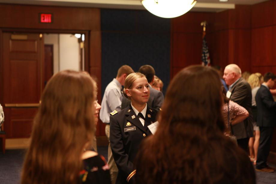 2018-06-12 Delaware Service Academy Event in Washington, DC